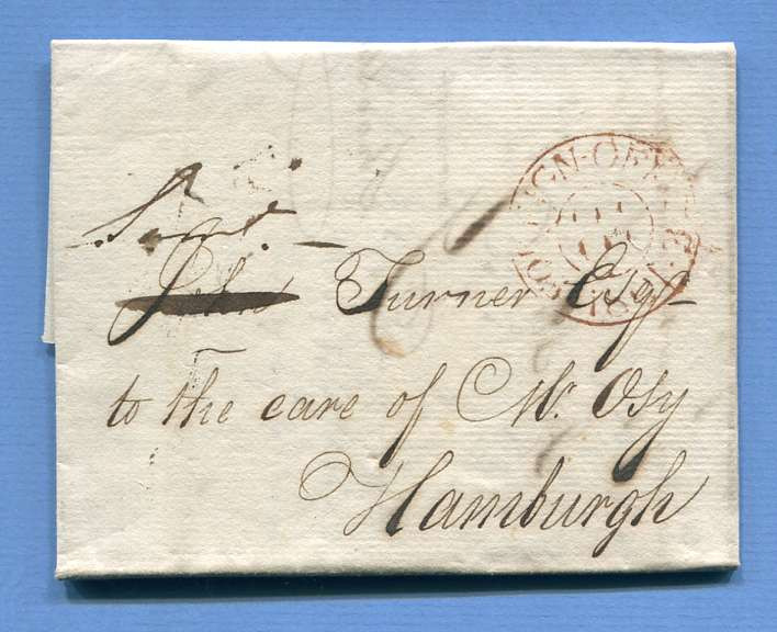 3.2.1801 – London => Hamburg – (K2) FOREIGN OFFICE